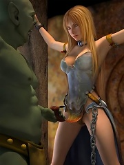 The Warcraft porn snark...