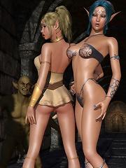 Innocent 3D Princess...