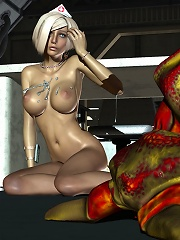 Boobie Toon mistress gets...