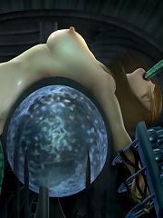 3D Floosie screwed by...