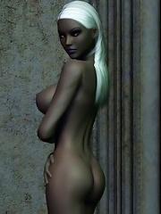 The Warcraft porn dolls in...