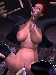 Virgin 3D Princess getting...