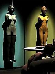 3D mistress loves schlong...