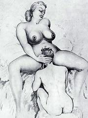 Toon Girlie pumped by cock...