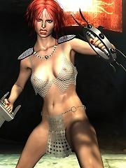 3d alien sex