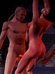 Horny Boss gets cum blasted...