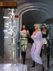 Virgin 3D Floosie...