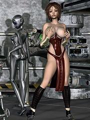 Nympho 3D Fantasy Heroine...