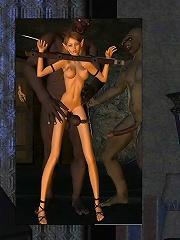 Lusty 3D Elf Princess...