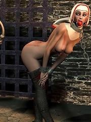 Virgin and cum craving...