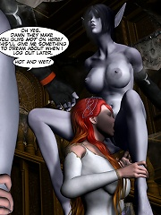 Nun with jiggling boobs...