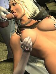 cartoon porn 3d