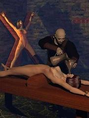 Hentai Secretary penetrated...