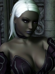 Mistress gets intense...